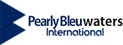 Pearly Bleuwaters Logo